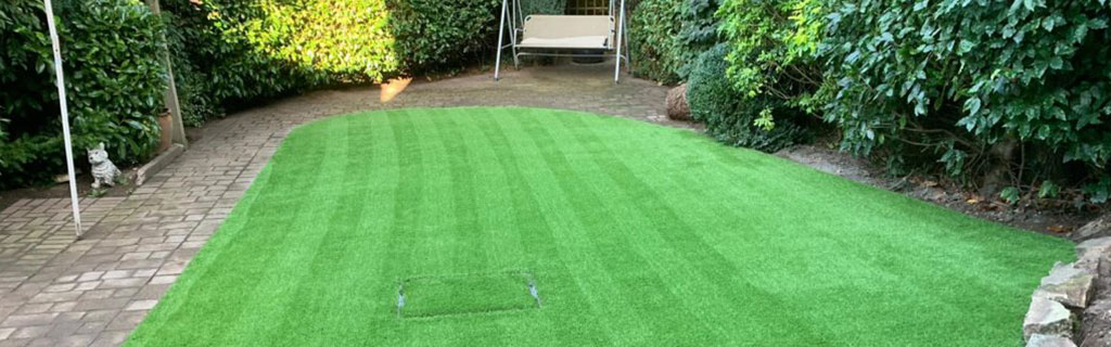 Why It Is Important To Install Artificial Grass in Rotherham With a 2 x Layer Weed Membrane System