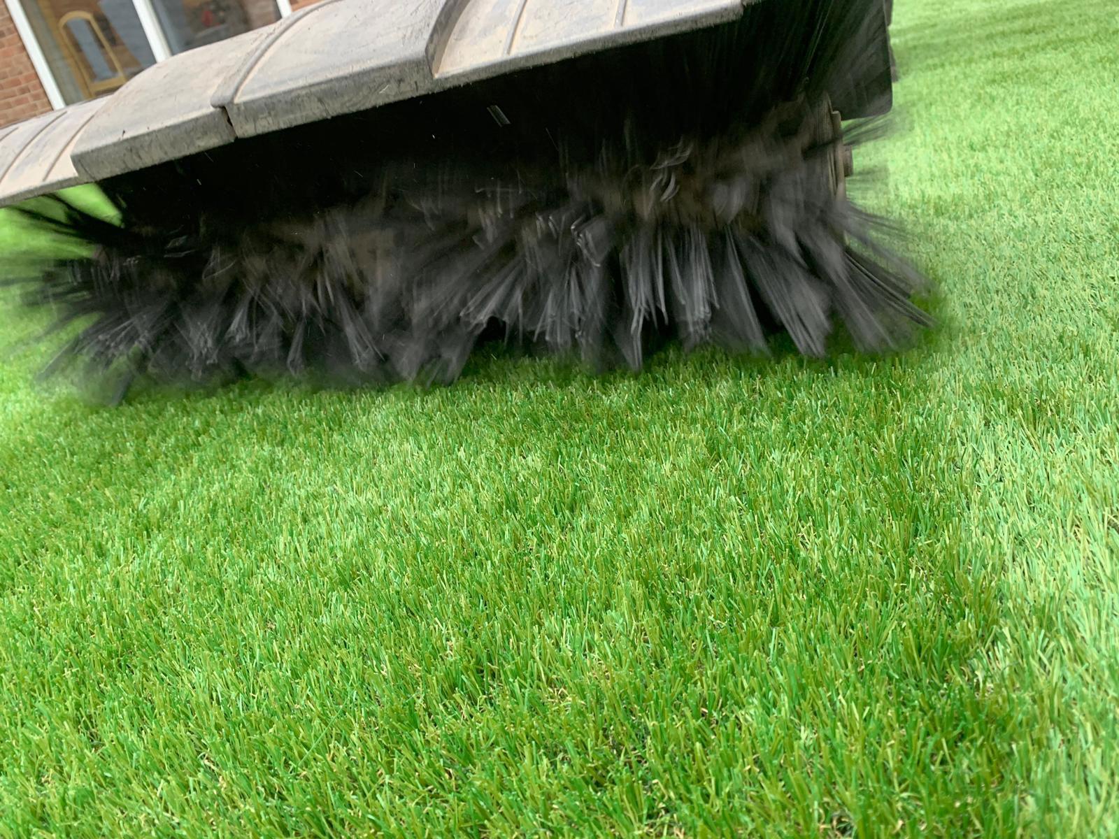 Astro Turf Annfield Plain Artificial Super Grass