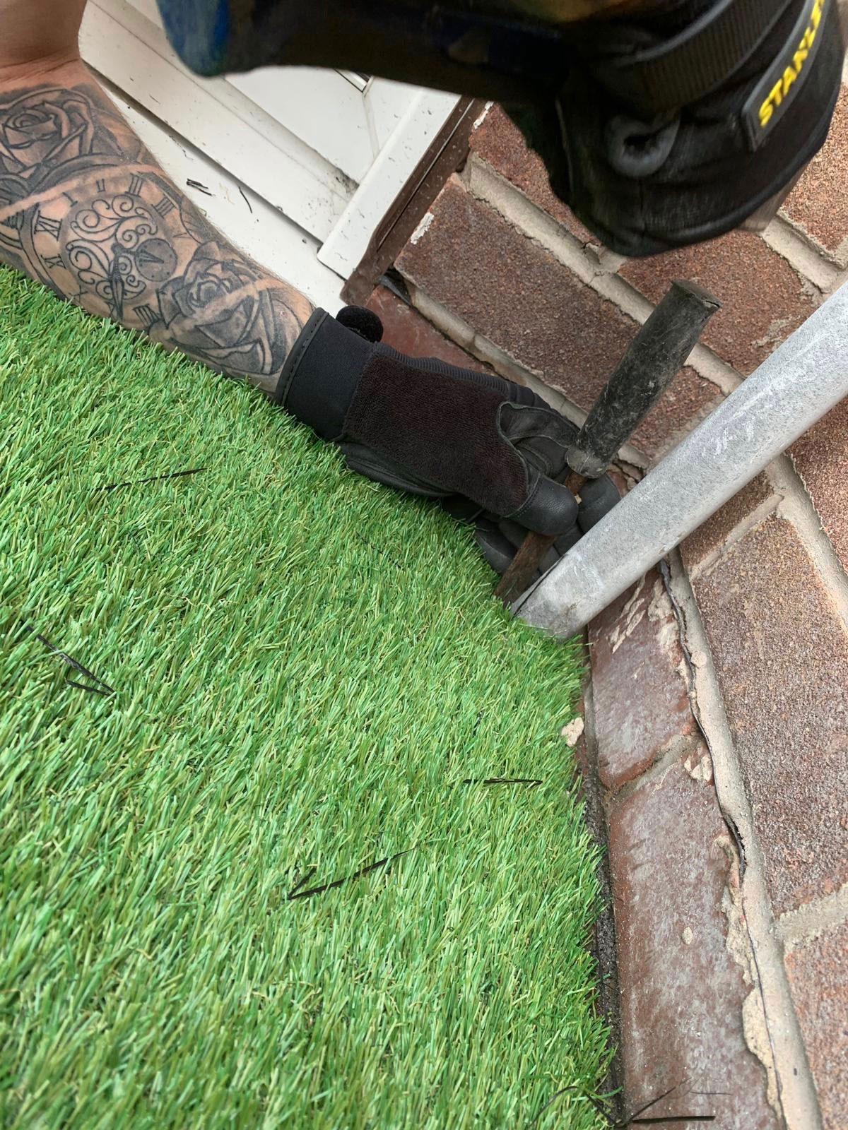 Fake Grass For Dogs Darlington Artificial Super Grass