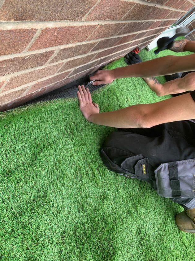 Fake Grass for Dogs Sheffield Artificial Super Grass