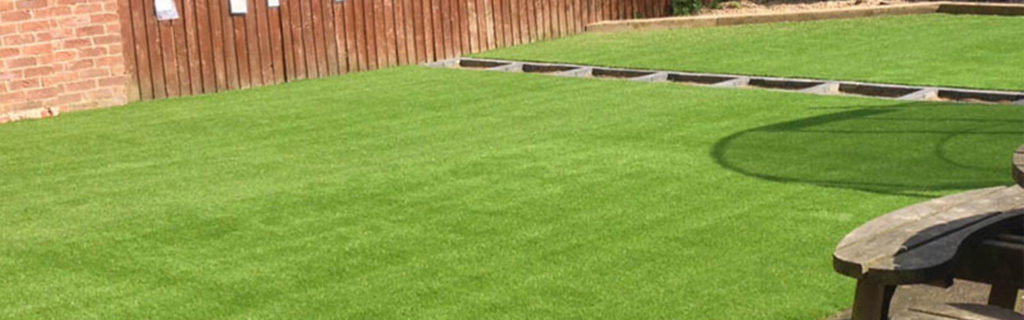 How To Install Artificial Grass in Wetherby On To A Slope