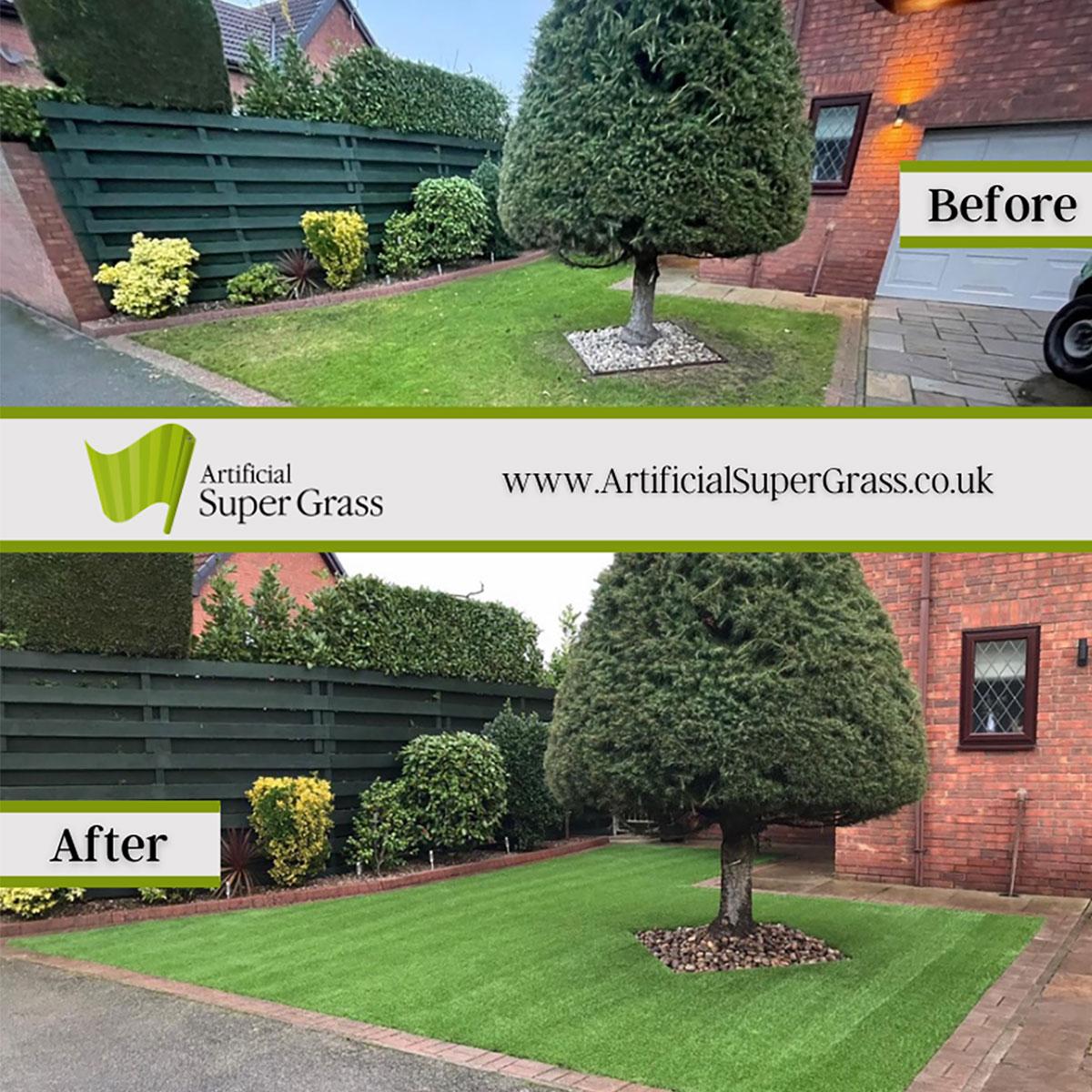 Home Artificial Super Grass