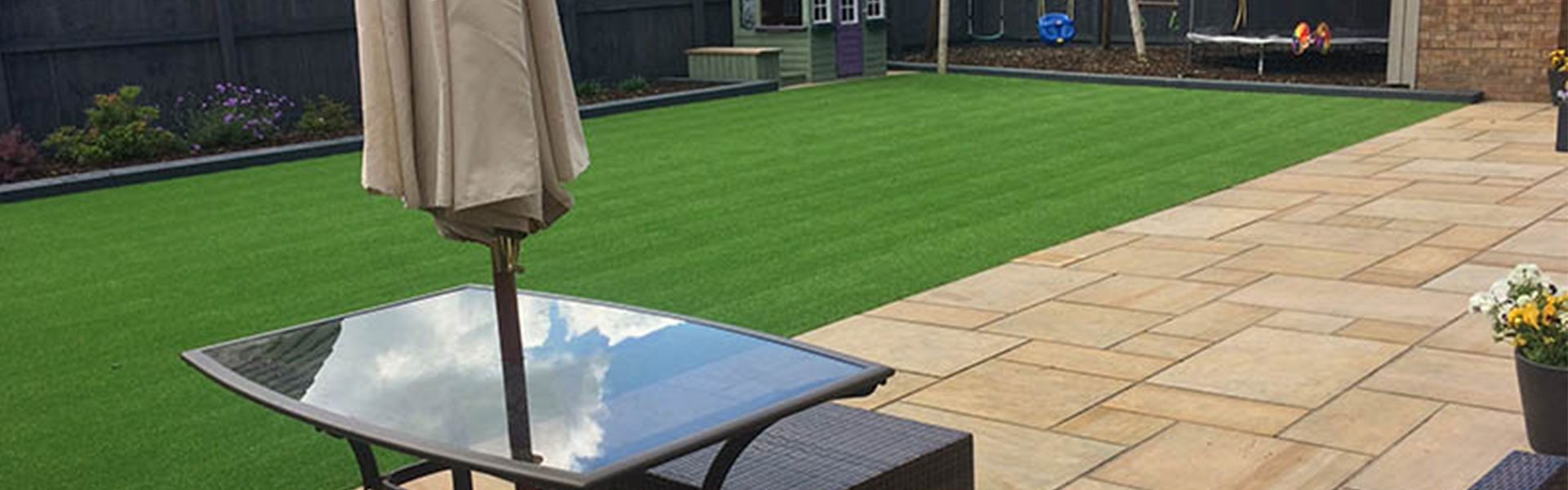 Have Fresh Surroundings With Artificial Grass