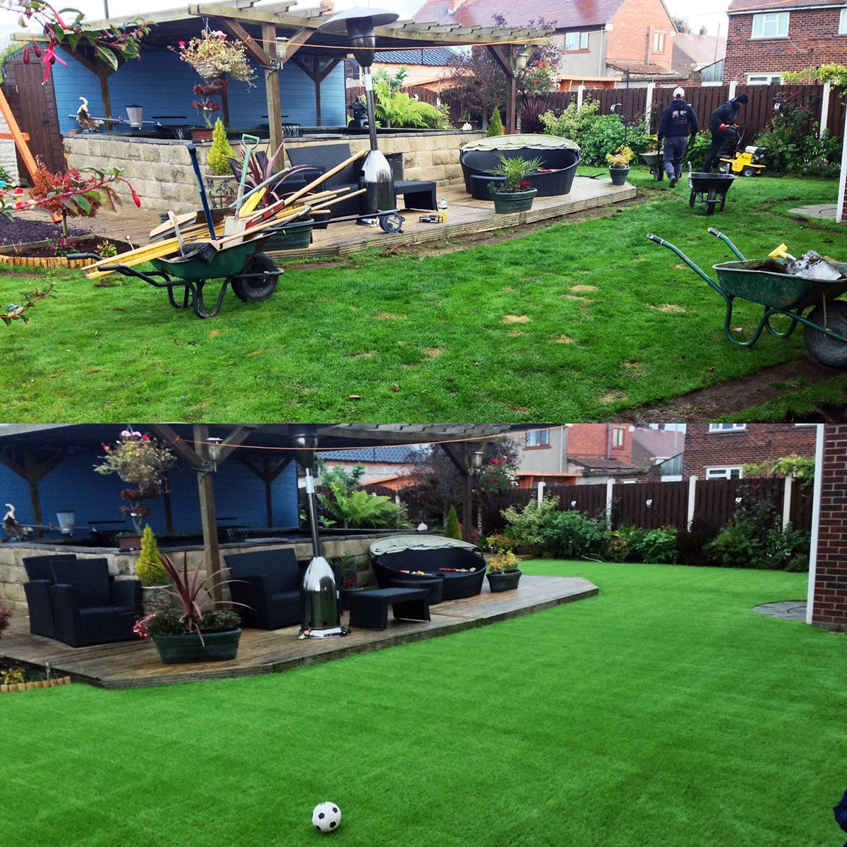 Functional Artificial Grass