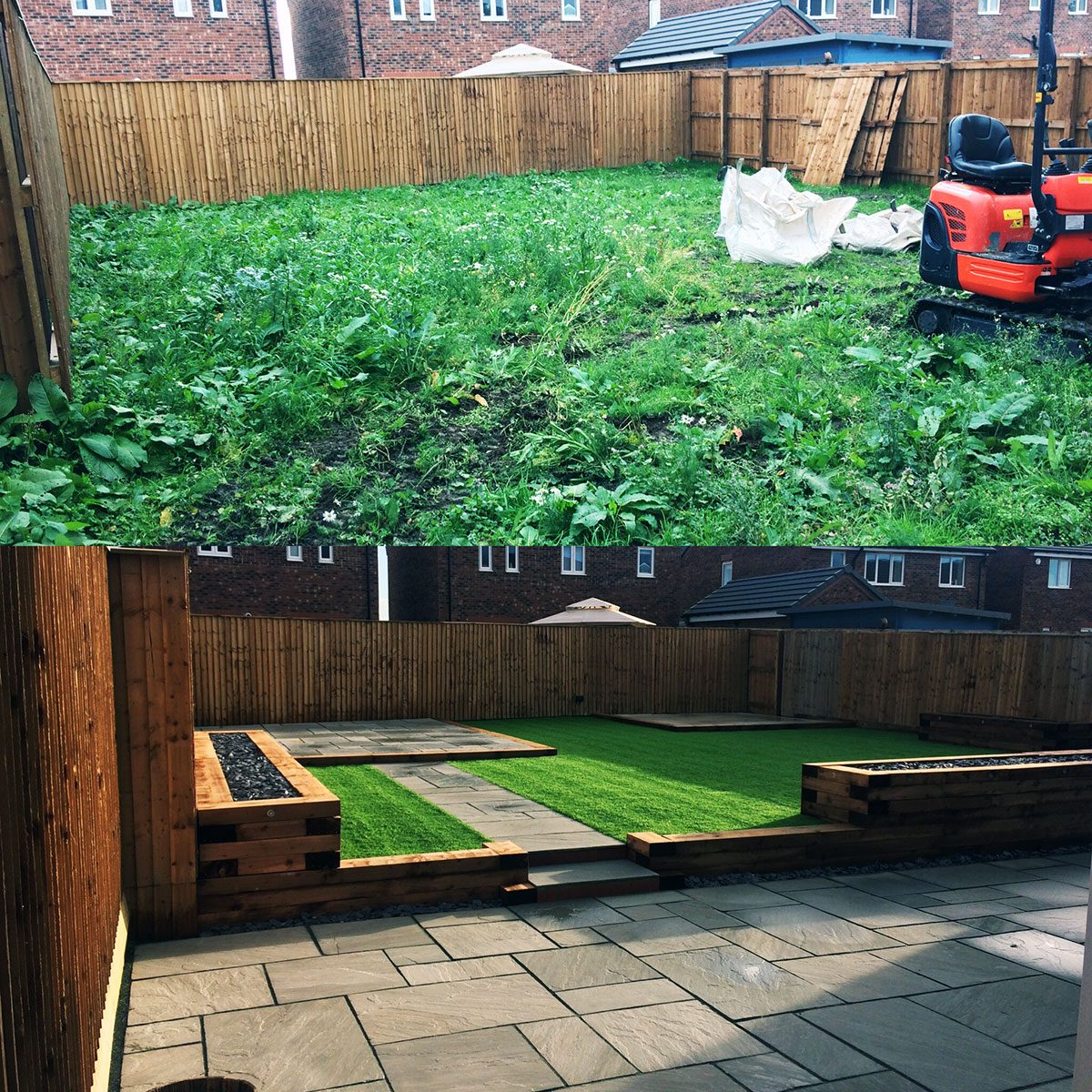 Transformative Artificial Grass