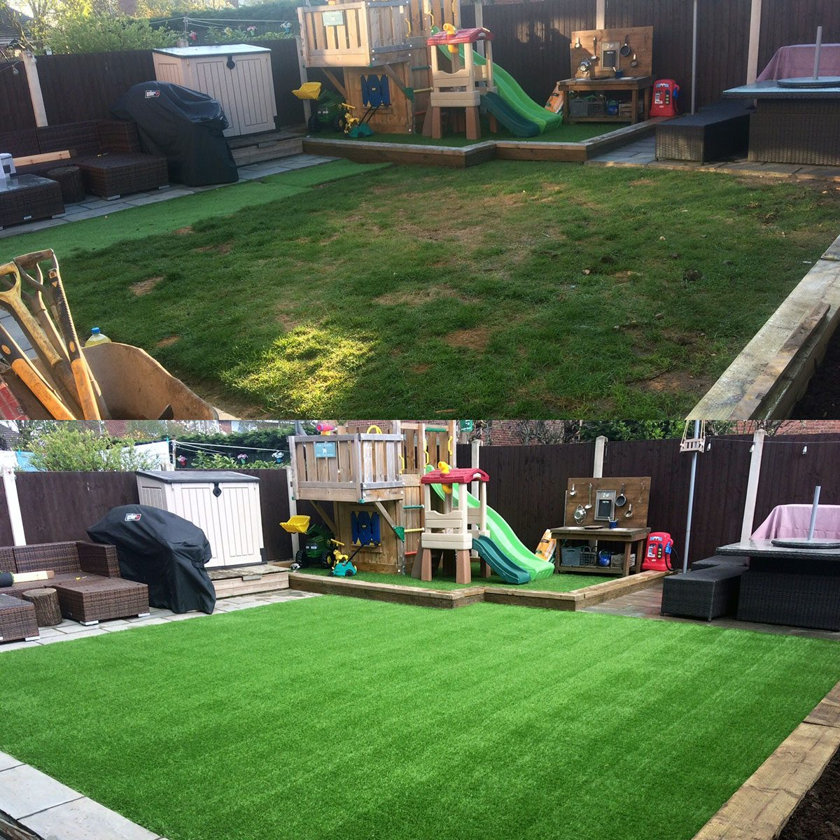 Smart Artificial Grass