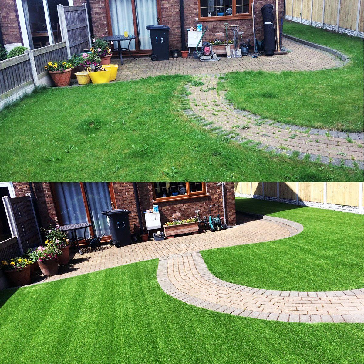 Convenient Artificial Grass