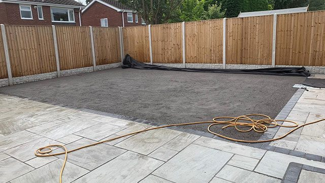Artificial Grass Simple Installation